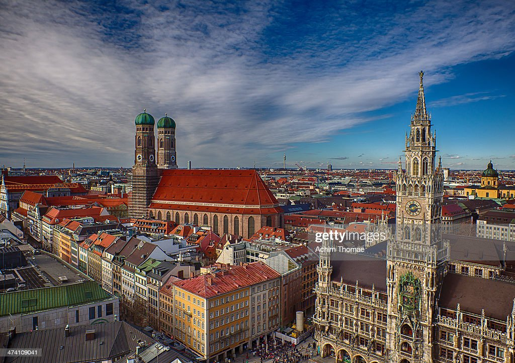 Munich : Stock Photo