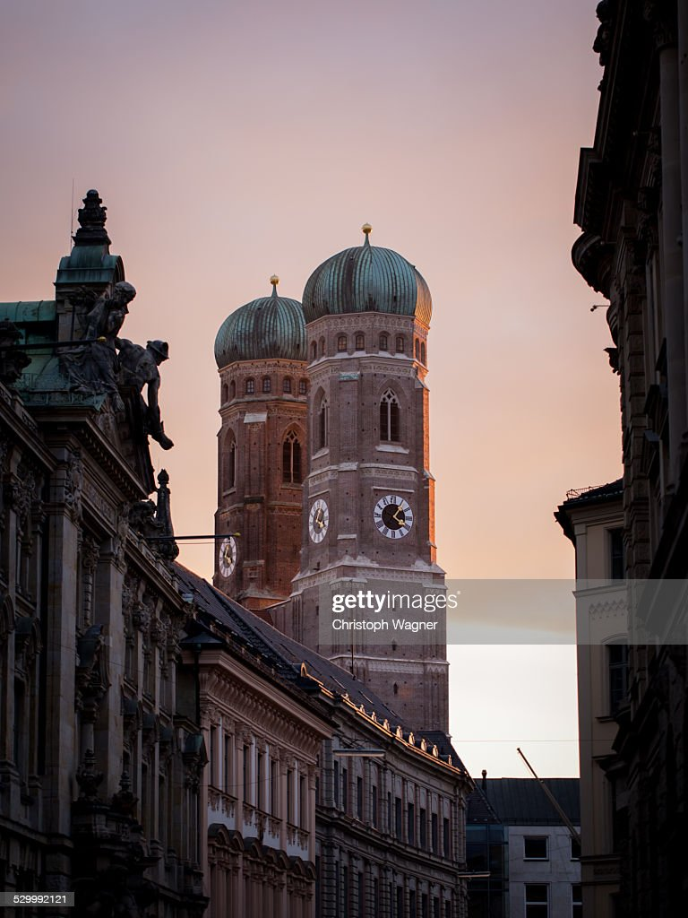 Munich : Stock Photo