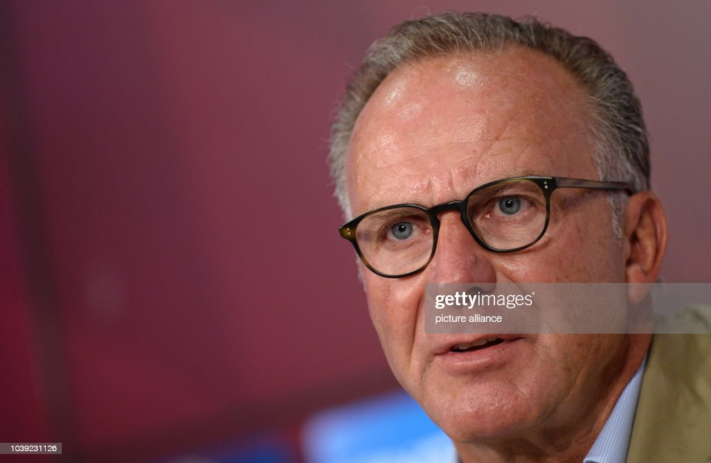 Fc Bayern Munich Press Conference Pictures Getty Images