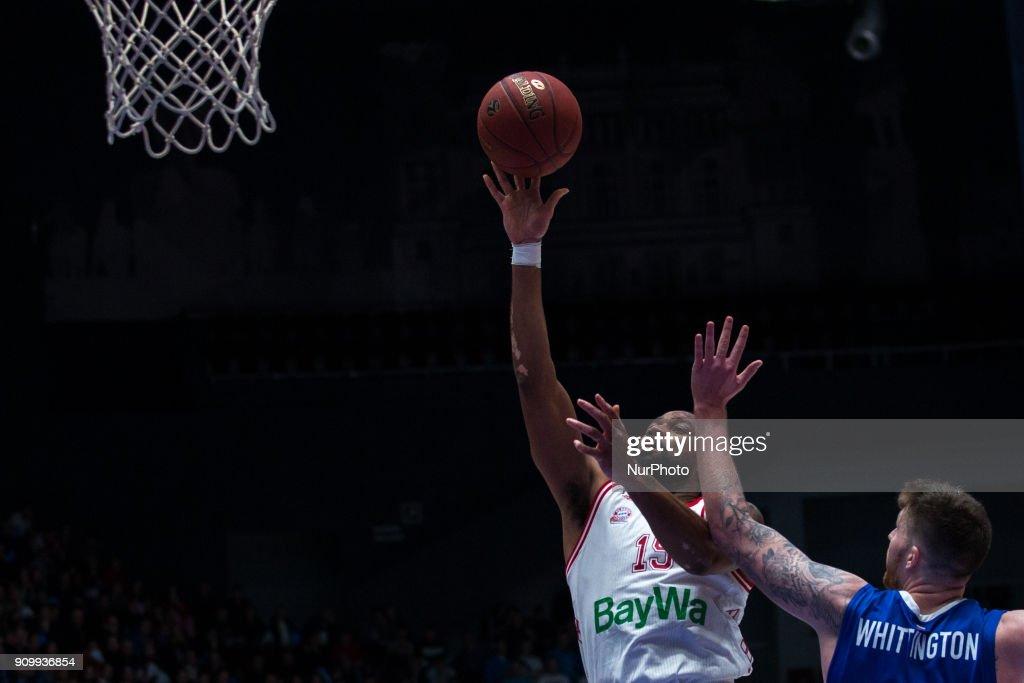 Zenit St. Petersburg v Bayern Munich - Basket EuroCup Round 4 Top 16