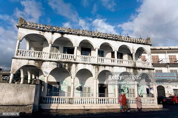 Municipal building in Moroni