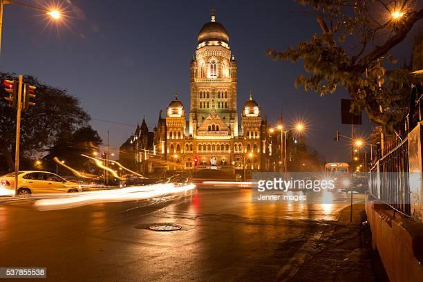 Municipal Corporation of Greater Mumbai building.