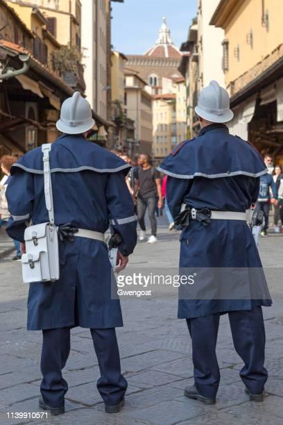 Police municipale de Florence