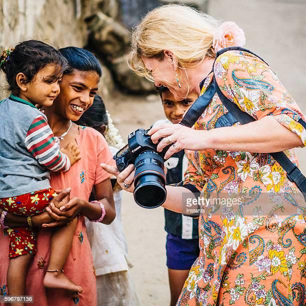Munnar children