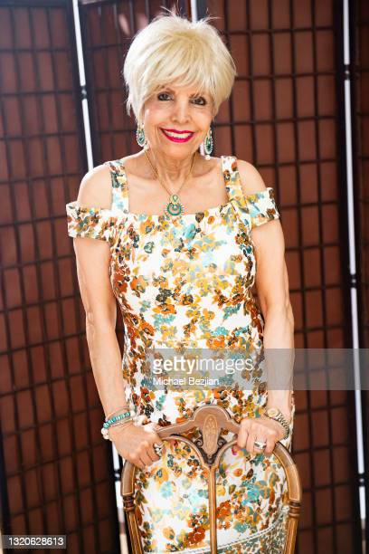 Munni Irone attends The Artists Project Giveback Day on May 28, 2021 in Los Angeles, California.