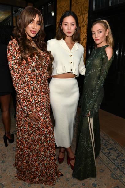 GBR: British Vogue x Estée Lauder Host Intimate Dinner At NoMad London