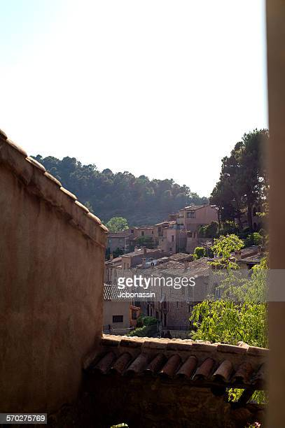 mura city, catalonia, spain - jcbonassin stock pictures, royalty-free photos & images