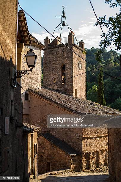 mura town, catalunya spain - jcbonassin stock pictures, royalty-free photos & images