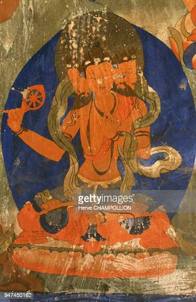 Mural at Bardan Monastery Remarkable examples of ancient mural paintings within the religious edifices of Zanskar have drawn the attention of...
