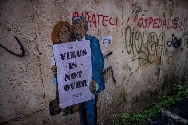 ITA: Street Artist TvBoy New Works In Rome