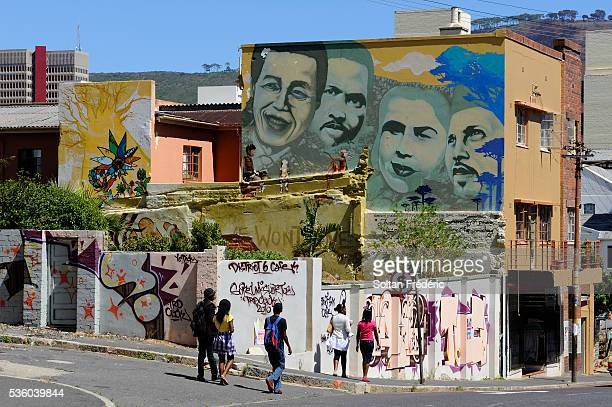 Mural in Cape Town