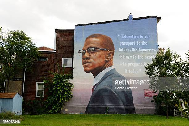Malcolm X Stock Photos And Pictures Getty Images