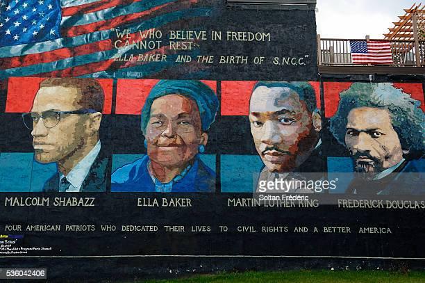 Mural in Philadelphia