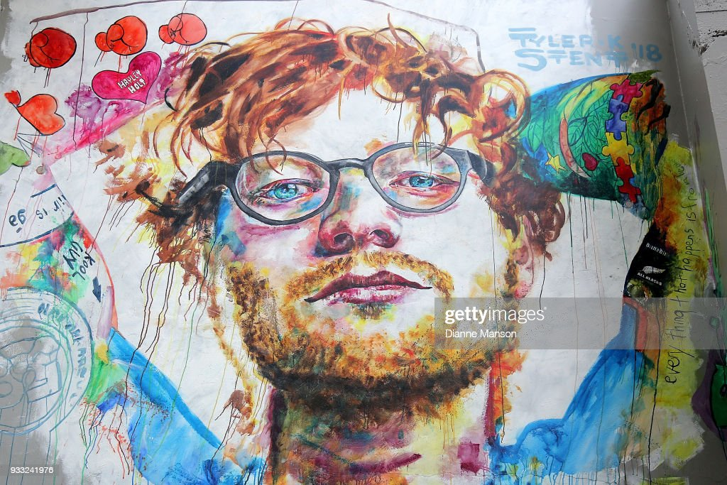 Ed Sheeran Mural Part Of Dunedin's Plans To 'Paint The Town ED' For Upcoming Concerts
