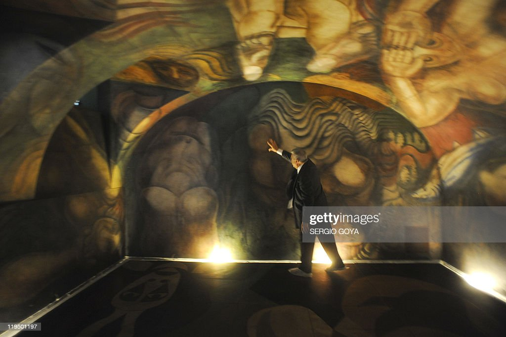 Mural De Alfaro Siqueiros En Buenos Aires
