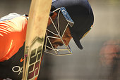 adelaide australia murali vijay india bats