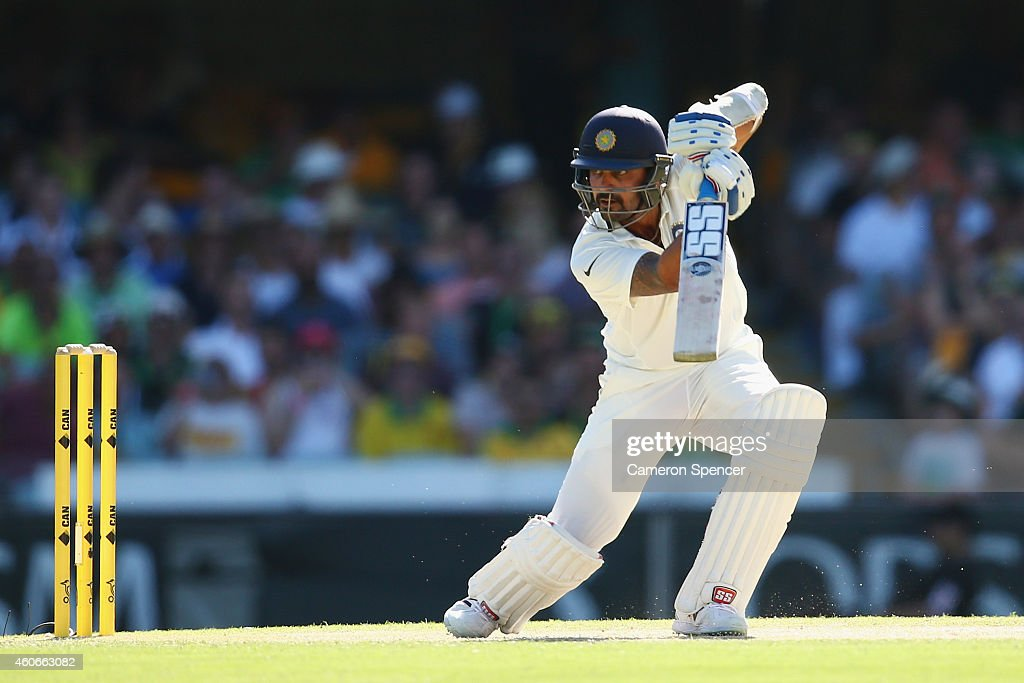 2nd Test - Australia v India: Day 3 : News Photo