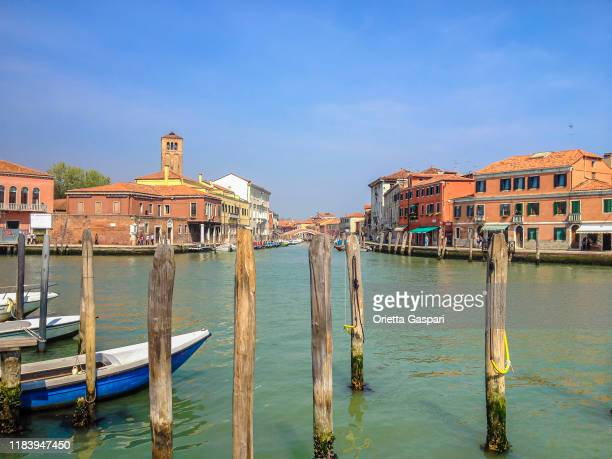 murano, venice - italy - murano stock pictures, royalty-free photos & images