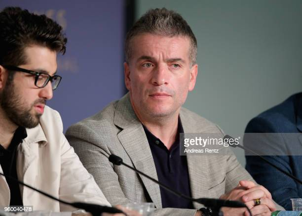 Murat Cemcir attends Ahlat Agaci Press Conference during the 71st annual Cannes Film Festival at Palais des Festivals on May 19 2018 in Cannes France