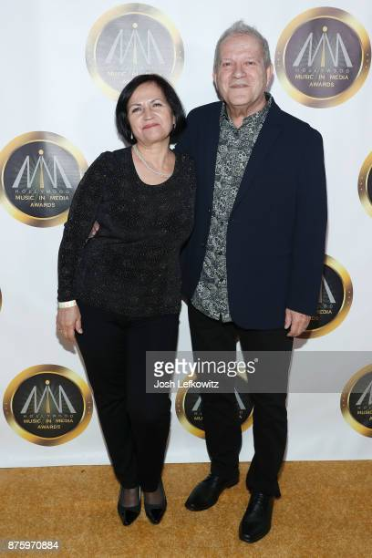 Murat Ses attends the 8th Annual Hollywood Music in Media Awards at the Avalon Hollywood on November 16 2017 in Los Angeles California