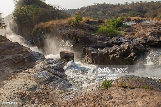 Murchison Falls from the top