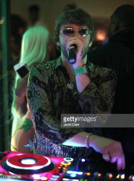 Murda Beatz attends his 25th Birthday GRAMMY Celebration on February 08 2019 in West Hollywood California
