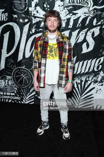 Murda Beatz attends Players' Night Out 2019 hosted by The Players' Tribune featuring the NBPA's Players' Voice awards at The Dream Hotel on July 09...