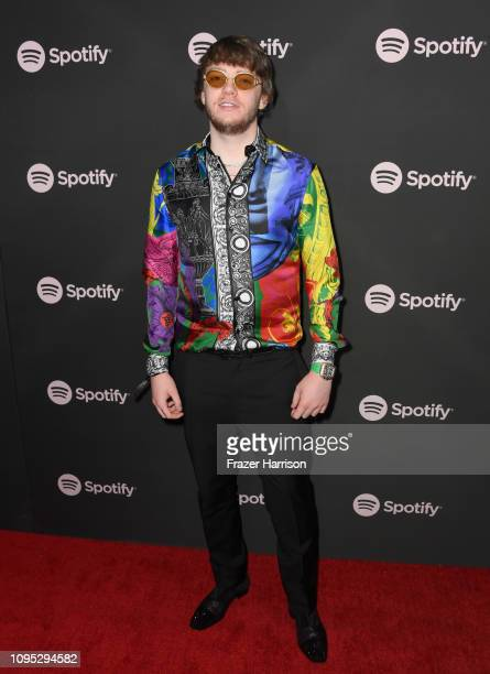 Murda Beatz attends Spotify Best New Artist 2019 event at Hammer Museum on February 7 2019 in Los Angeles California