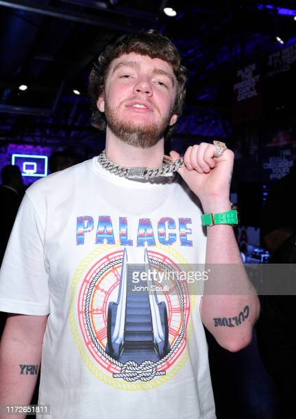 Murda Beatz attends the NBA 2K20 Welcome to the Next on September 05 2019 in Los Angeles California
