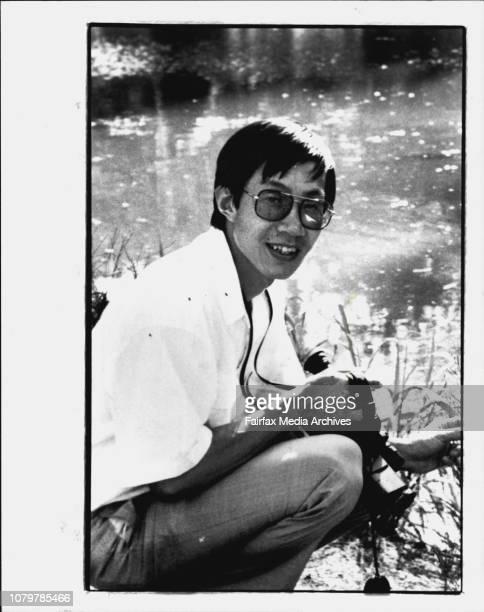 Murder at Ampol service station at Homebush Tom Shiewen Wang 39 yrs of Ashfield was shot dead last night a 930pmHoldup victim Mr Wang who was shot...