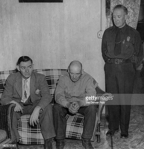 JUN 30 1950 Murder charges will be filed against Lynn Rideout of Wild Horn guest ranch in Teller county District Attorney James F Quine said Friday...