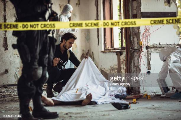murder happened - murder stock pictures, royalty-free photos & images