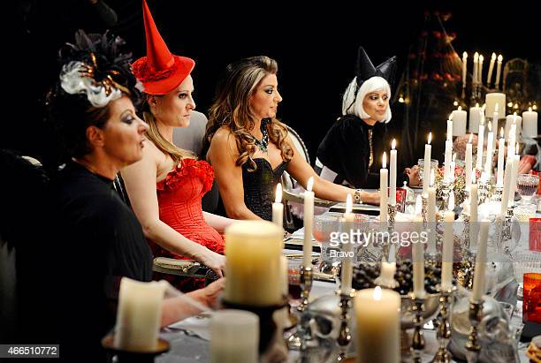 MELBOURNE Murder Mystery Party Episode 202 Pictured Chyka Keebaugh Jackie Gillies Gina Liano Pettifleur Bringer