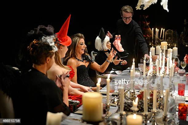 MELBOURNE Murder Mystery Party Episode 202 Pictured Gina Liano Pettifleur Berenger