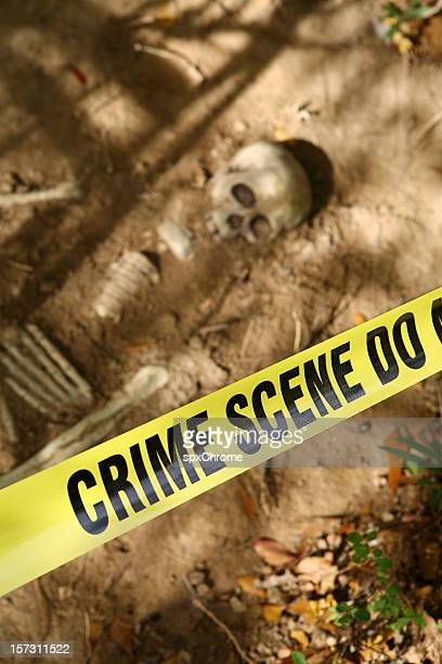 murder scene - serial killings stock pictures, royalty-free photos & images