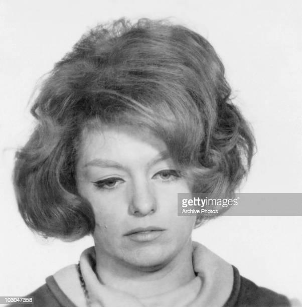 Murder suspect Alice Crimmins of Queens, New York City, circa 1965. In July 1965 both her children Eddie and Alice Marie were found dead. She was...