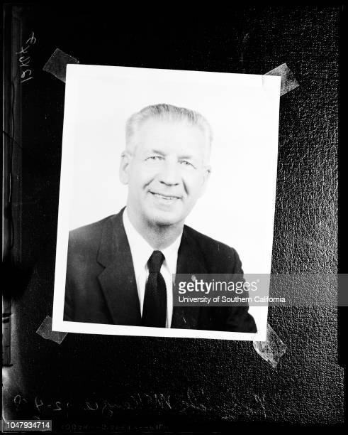 Murdered union official 4 December 1958 Roderick MacKenzie MurderedCaption slip reads 'Photographer Brezina James Date Assignment Roderick McKenzie...