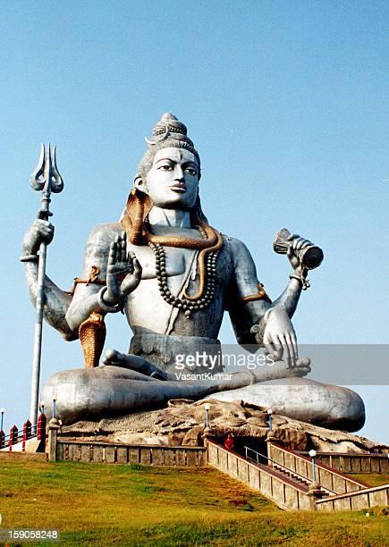 murdeshwar. - hindu god stock photos and pictures