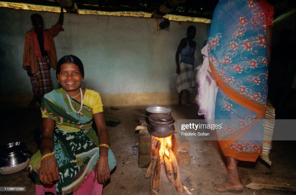 India : Illustration : Fotografía de noticias