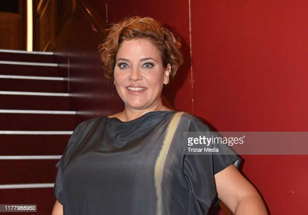 Muriel Baumeister attends the Diabetes Charity Gala at Tipi am Kanzleramt on October 24, 2019 in Berlin, Germany.