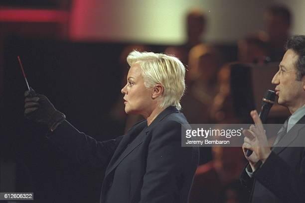 Muriel Robin Michel Drucker