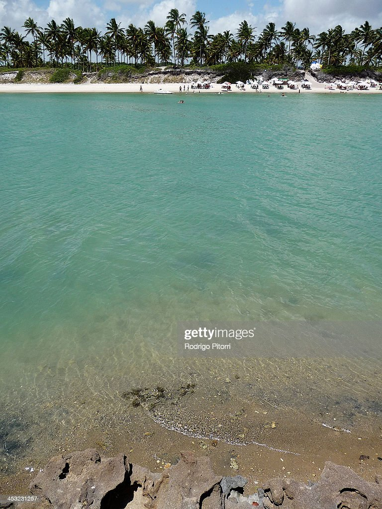 Muro Alto beach : Foto de stock