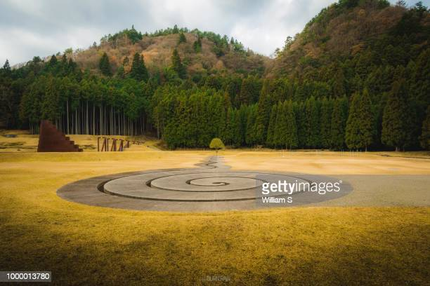 muro art park - muro stock photos and pictures
