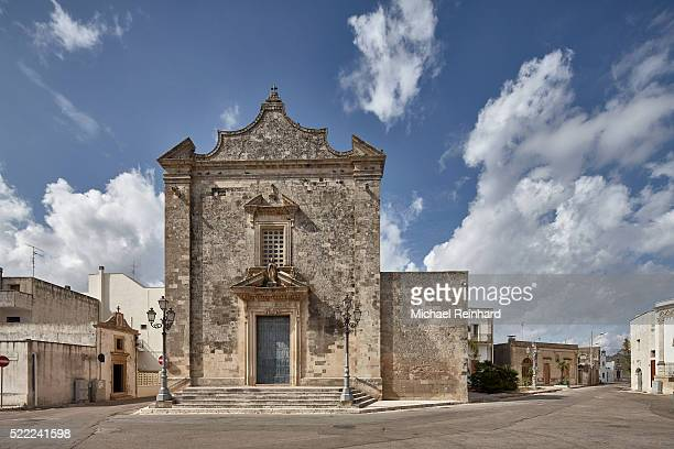 muro leccese italy - muro stock photos and pictures