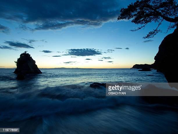 Murohama beach
