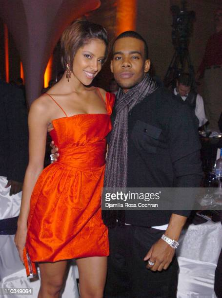 TK Murphy and Mario attend La Dolce Vita Benefit for the Sarah Ferguson Foundation at Cipriani Wall Street on November 1st 2007 in New York City New...
