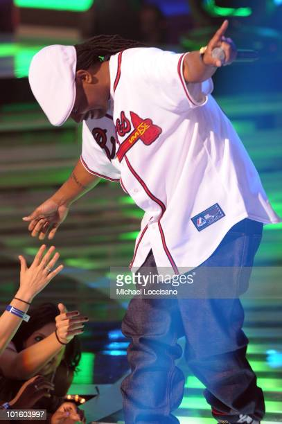 Murphy Lee performs onstage at the 2010 Vh1 Hip Hop Honors at Hammerstein Ballroom on June 3 2010 in New York City