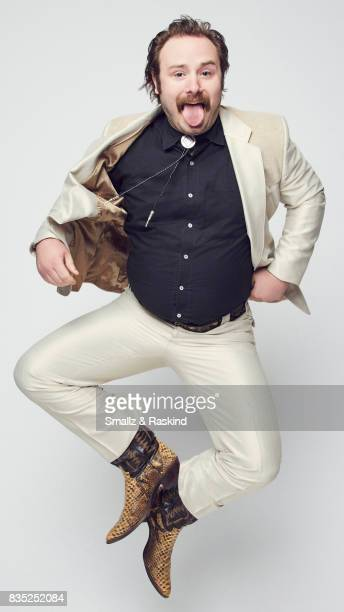 Murphy Meyer of Turner Networks 'truTV/The Chris Gethard Show' poses for a portrait during the 2017 Summer Television Critics Association Press Tour...