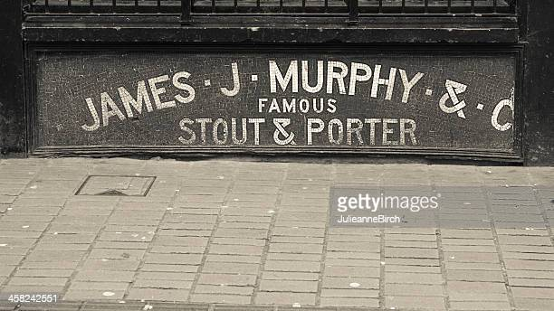 murphy's stout - social history stock pictures, royalty-free photos & images