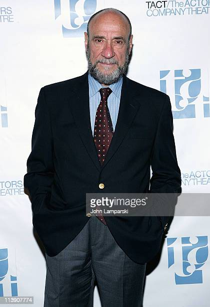 F Murray Abraham attends the TACT/The Actors Company Theatre Spring Gala at The Edison Ballroom on May 9 2011 in New York United States